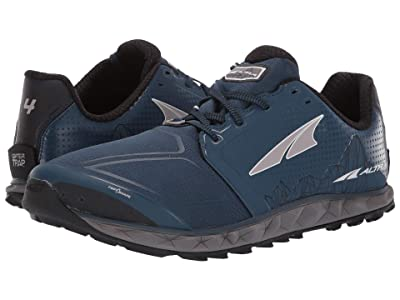 Altra Footwear Superior 4 (Blue/Gray) Men