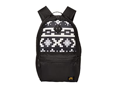 Nike SB Icon Backpack All Over Print 1 (Anthracite/Sail/Dark Sulfur) Backpack Bags