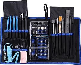 ZRNG 81 in 1 Reparatie Tool Sets Precisie Schroevendraaier Set voor iPhone Laptop Computer Mobiele Telefoon Electronics Re...