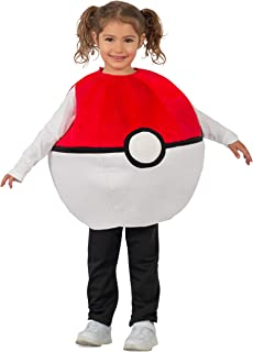 Princess Paradise - Pokemon Pokeball Child Costume