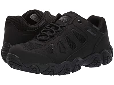 Thorogood Crosstrex Waterproof Oxford Hiker (Black) Men