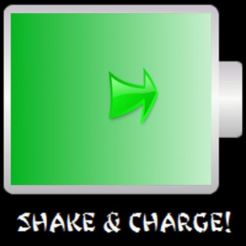 Shake to charge