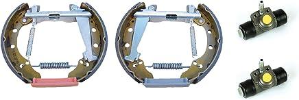 160 x 35 CM P Type list LAS 10700 Bremsbackens/ätze for ALKO