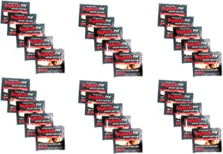 MotoSolutions FogTech DX Anti-Fog Wipes [1, 5, 12, 20 and 100 Packs] - Prevent Fog on Sunglasses, Snowboard/Ski Goggles, Motorcycle Helmets / Paintball / Airsoft Lenses, Welding Masks and More - 1, 5, 12, 20 and 100 Pack of Wipes