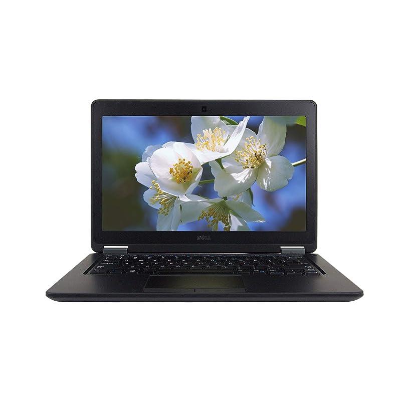 Dell E7250 12.5inch Laptop, Intel Core i5-5300U 2.3GHz, 8GB Ram, 256GB SSD, Windows 10 Pro 64bit, Webcam (Renewed)