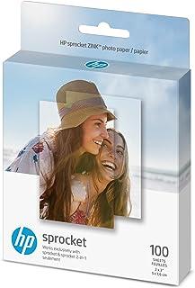 HP Sprocket Photo Paper | 2x3 | 100 sheets