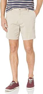 "Nautica Men's 6"" Stretch Twill Classic-Fit Shorts"