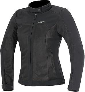 Alpinestars Chaqueta moto Eloise Womens Air Jacket Black, Negro, S