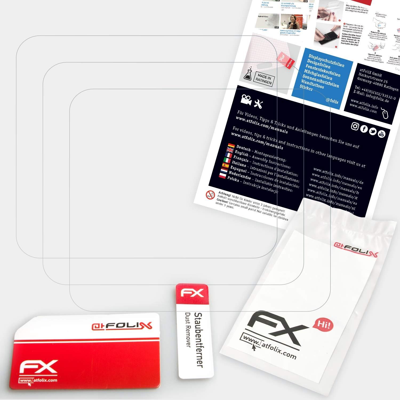 atFoliX Protector Película Compatible con Sony SmartWatch 3 Lámina ...