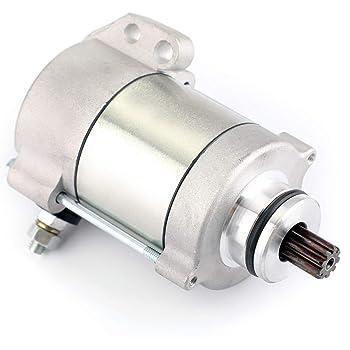 Electrique Moteur de D/émarrage Starter Motor Starter pour K-T-M 250 400 EXC MCX SX 450 520 525 EXC MXC SX SMR 450 XC 540S SXS Artudatech Moto D/émarreur 12V