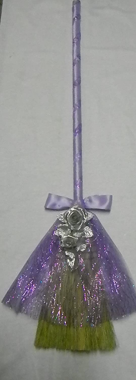 Wedding Party Ceremony Ranking TOP3 Lavender Silver Broom inch the jumping Ranking TOP4 38