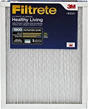 Filtrete 14x24x1, AC Furnace Air Filter, MPR 1900, Healthy Living Ultimate Allergen, 2-Pack