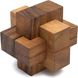 six piece burr puzzle