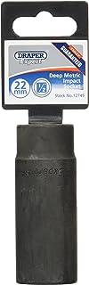 Draper 12745 krachtsteeksleutel 22 mm 1/2 inch