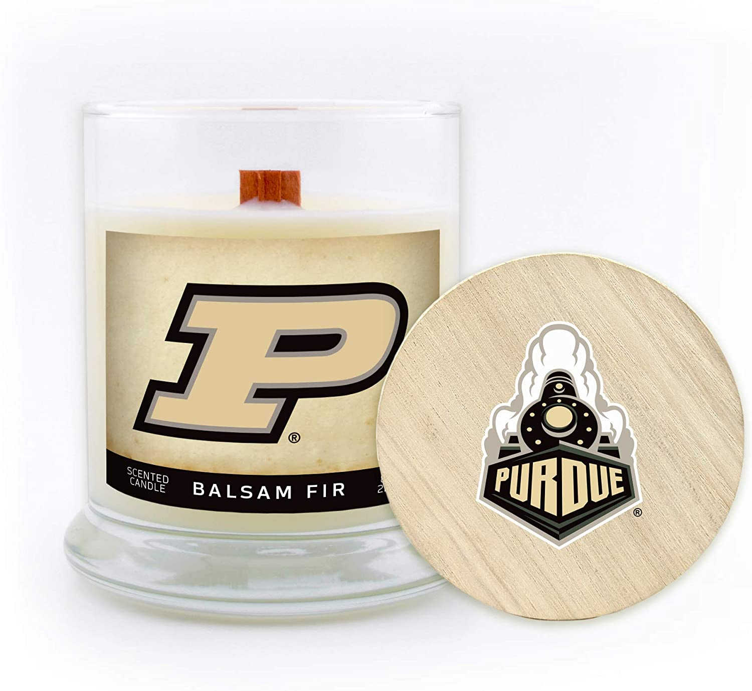 Worthy Promo NCAA Unisex-Adult 8 Oz Candl Soy Wick 商店 Wax 人気ブレゼント Wood