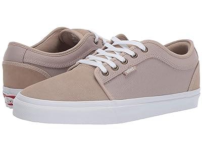 Vans Chukka Low (Humus/True White) Skate Shoes