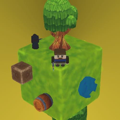 PocketWorlds - Explorez, résolvez et complétez le puzzle dans des mondes cubiques