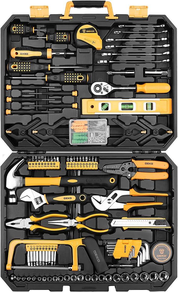 1058 opinioni per 168 pezzo chiave a bussola strumento di riparazione di strumento di riparazione