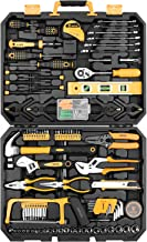 DEKOPRO 168 Piece Socket Wrench Auto Repair Tool Combination Package Mixed Tool Set Hand..