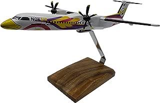 PilotMall.com Nok Air Q400 Mahogany Model