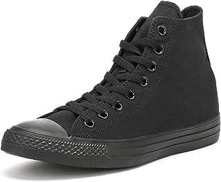 Converse All Star Hi Canvas Sneakers Bianche Ottiche