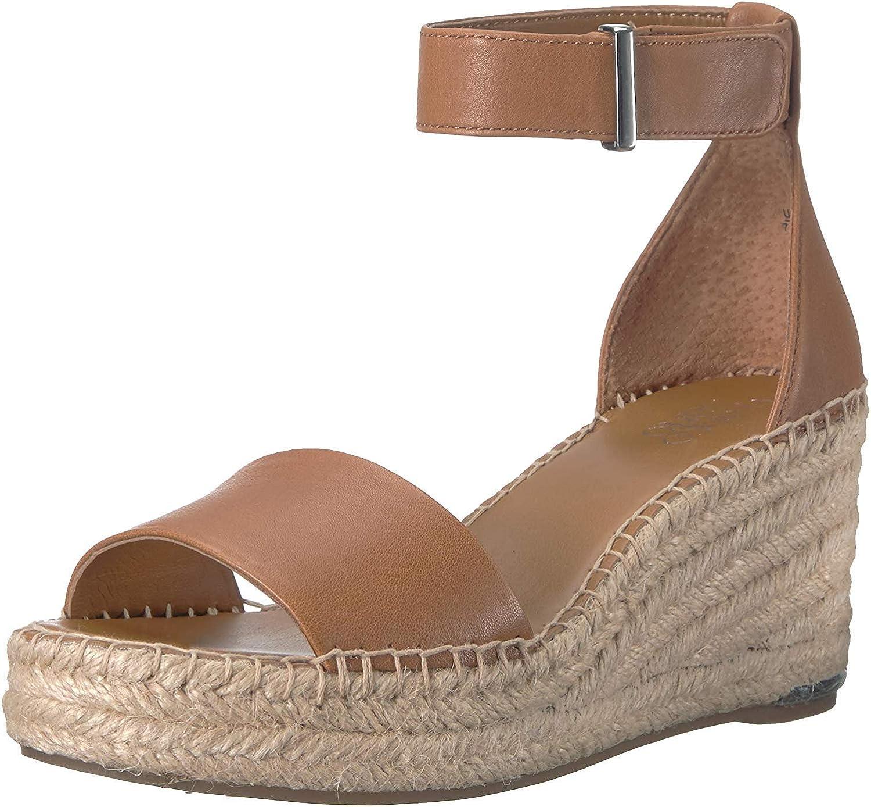 Franco Popular brand in the world Sarto Women's Clemens Sandal Espadrille Wedge Genuine Free Shipping