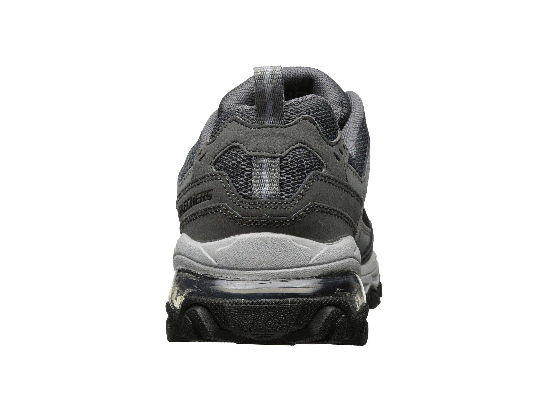 Fit M Gray Air Skechers black Tq1XAFWwx