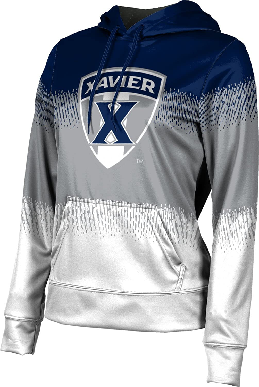 ProSphere Xavier University Girls' Pullover Hoodie, School Spirit Sweatshirt (Drip)