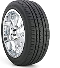 Bridgestone Dueler HL P265/65R17 Tire - Alenza+ with Outlined White Lettering - All Season - Performance, Truck/SUV, Fuel Efficient