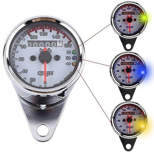 Speedometers for Motorbikes: Amazon co uk