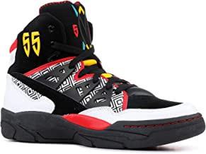adidas Mens Mutombo Synthetic Basketball Shoes