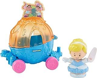 Fisher-Price Little People Disney Princess, Parade Cinderella & Pals Float