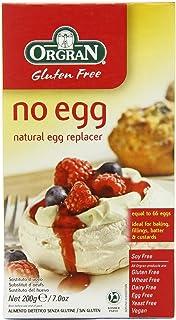 Sin Huevos (Reemplazar de Huevo) 200gr - X 3 Paquete De Ahorro
