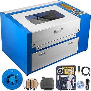 VEVOR Laser Engraver 50W CO2 Laser Cutter 20