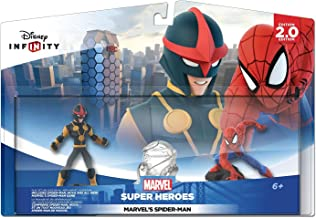 Disney Infinity: Marvel Super Heroes (2.0 Edition) Spider Man Play Set - Not Machine Specific