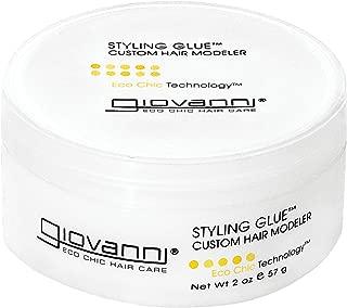 Giovanni Cosmetics - Eco Chic Technology Styling Glue Custom Hair Modeler (2 Ounce / 57 Gram)