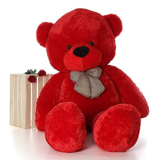Huggable Teddy Bear for Girlfriend