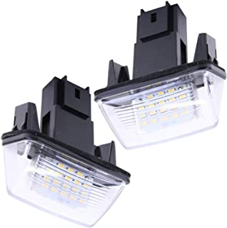 Suchergebnis Auf Für Phil Trade Kennzeichenbeleuchtung Leuchten Leuchtenteile Auto Motorrad