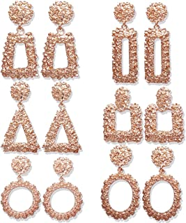 Best rose gold cactus earrings Reviews