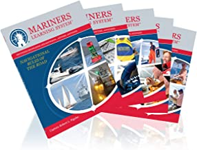 OUPV/Six-Pack Captain's License Study Guide by Mariners Learning System (5 Book Set)