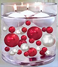Best red and white wedding decor for tables Reviews