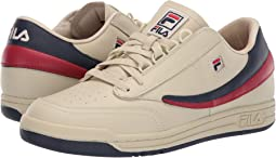 Fila Cream/Fila Navy/Fila Red
