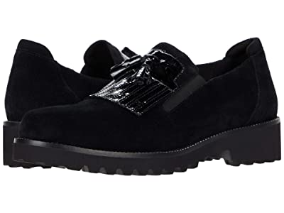 Vaneli Zoelie Waterproof (Black Suede/Match Naplak) Women