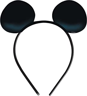 Disney Amscan Mickey Mouse Ears, Pack of 4