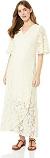 Maive & Bo Women's The One MaternityLace Wrap Dress