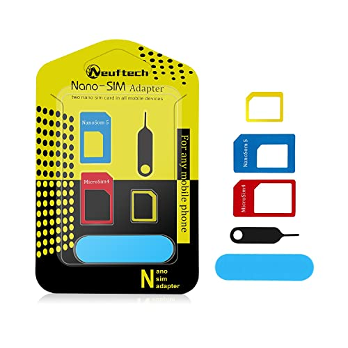 Nano Sim Karte Kaufen.Adapter Simkarte Amazon De