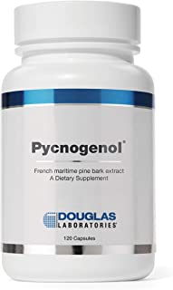 Douglas Laboratories - Pycnogenol (25 mg.) - Pine Bark Extract to Support Arterial Health - 120 Capsules