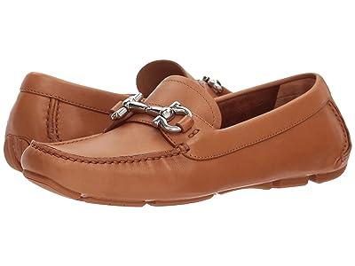 Salvatore Ferragamo Parigi 1 (Sella Vitello Saddle Soft Leather) Women