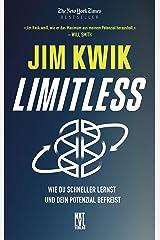 Limitless: Wie du schneller lernst und dein Potenzial befreist (German Edition) eBook Kindle