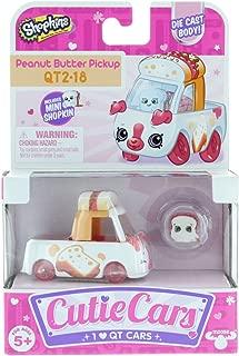 Shopkins Diecast Cutie Cars Peanut Butter Pickup #QT2-18